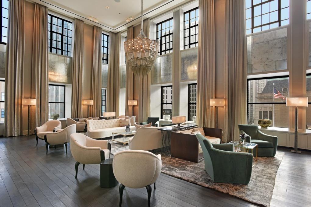 ... The Ritz Carlton Residences, Chicago. 118 E. Erie St. Chicago, IL 60611