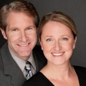 Michael and Lene Thomas