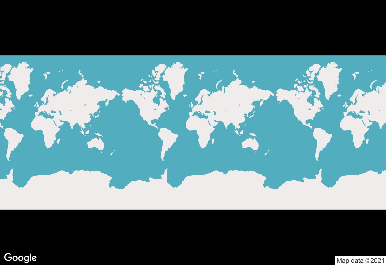 Necedah map