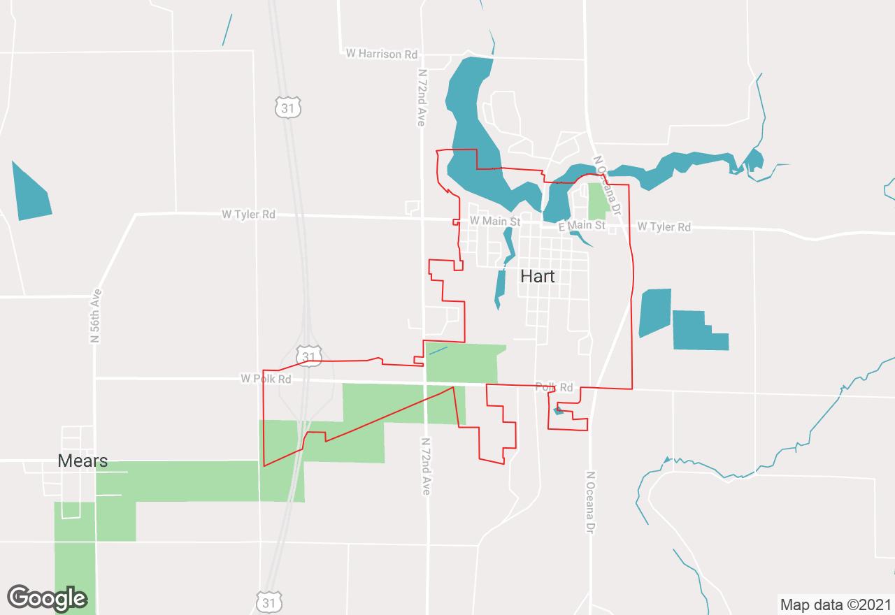 Hart map