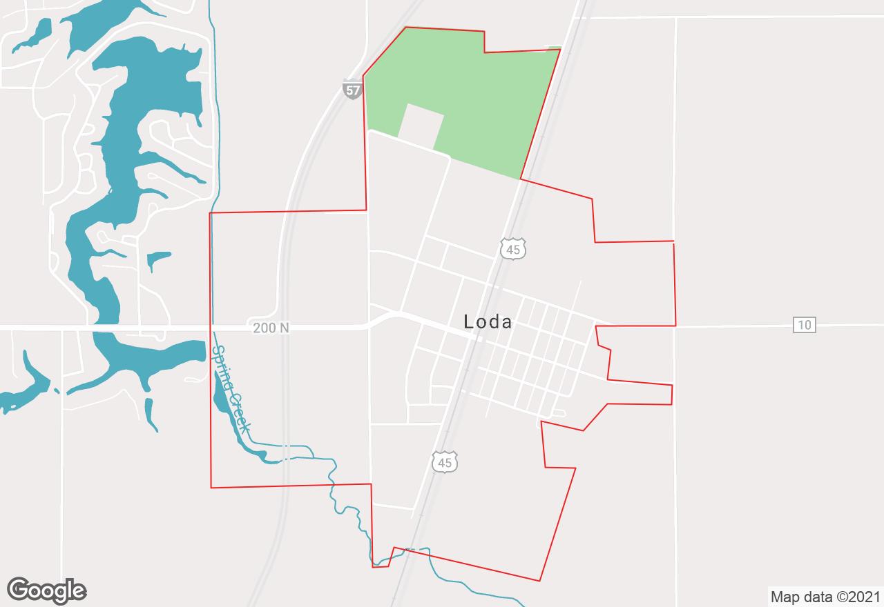 Loda map