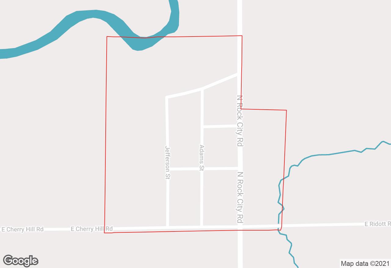 Ridott map