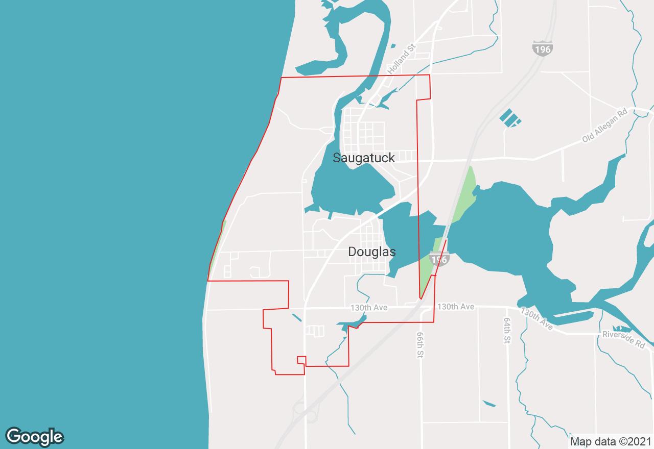 Douglas map