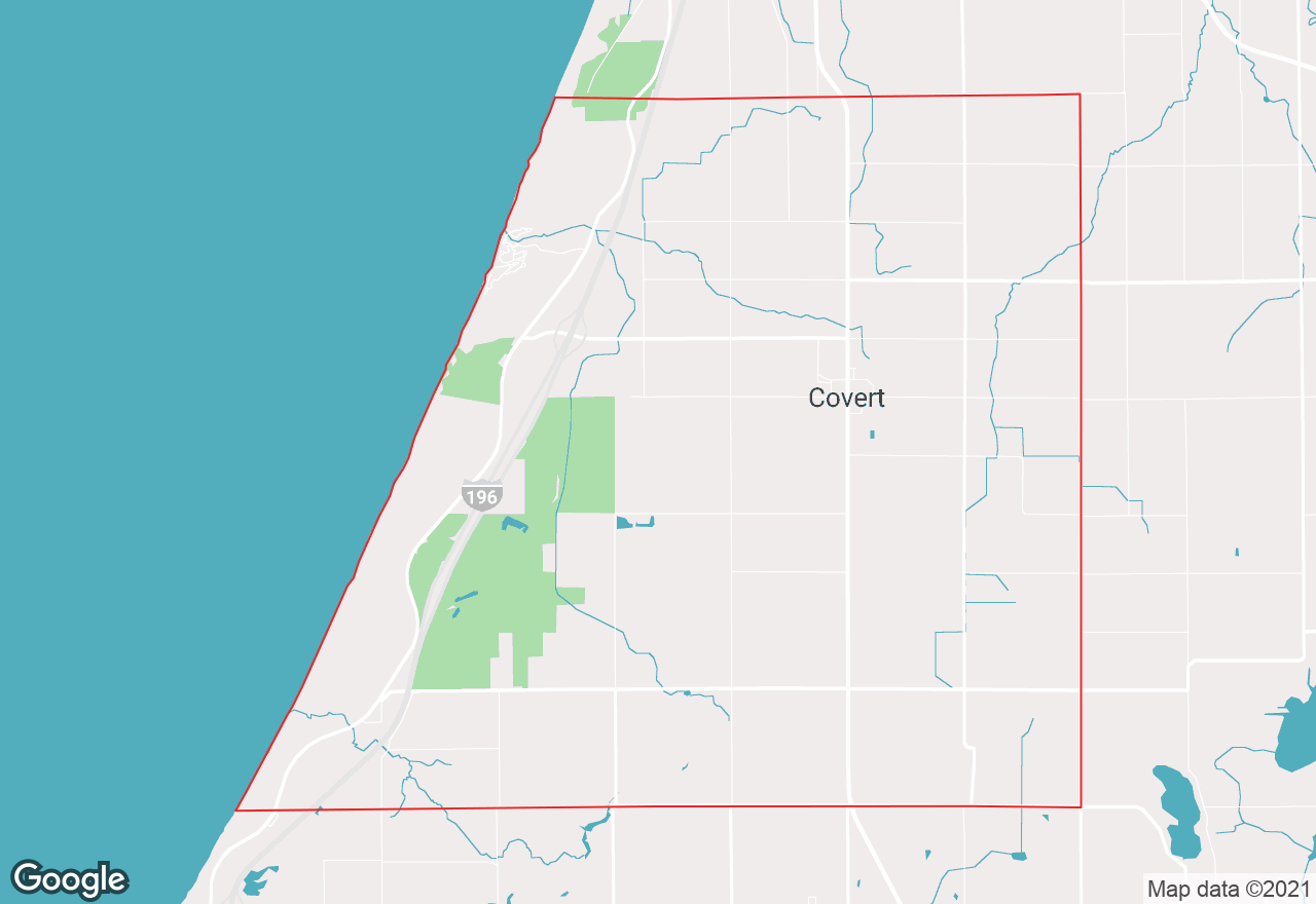 Covert map
