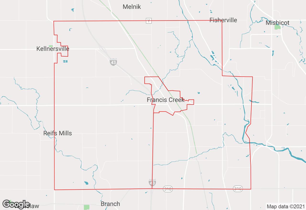 Kossuth map
