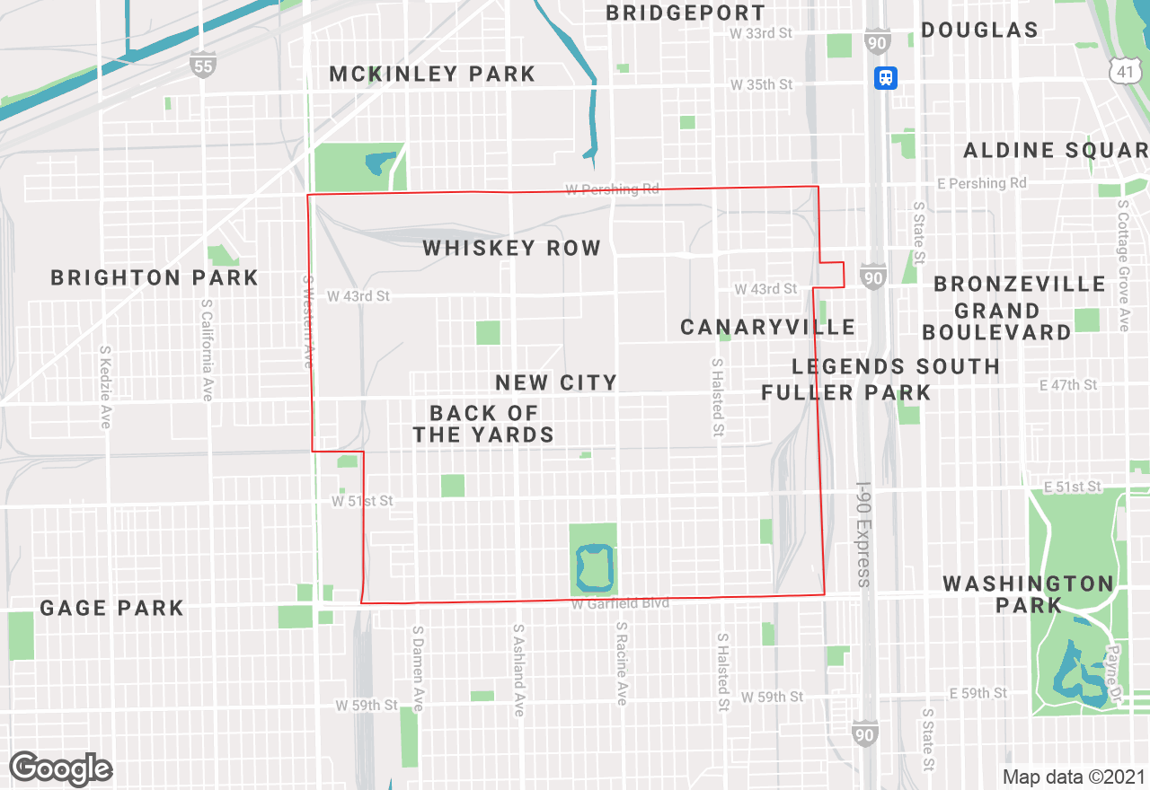 New City map