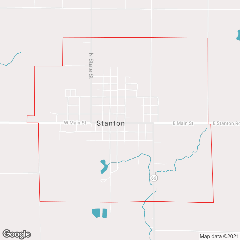 Stanton map