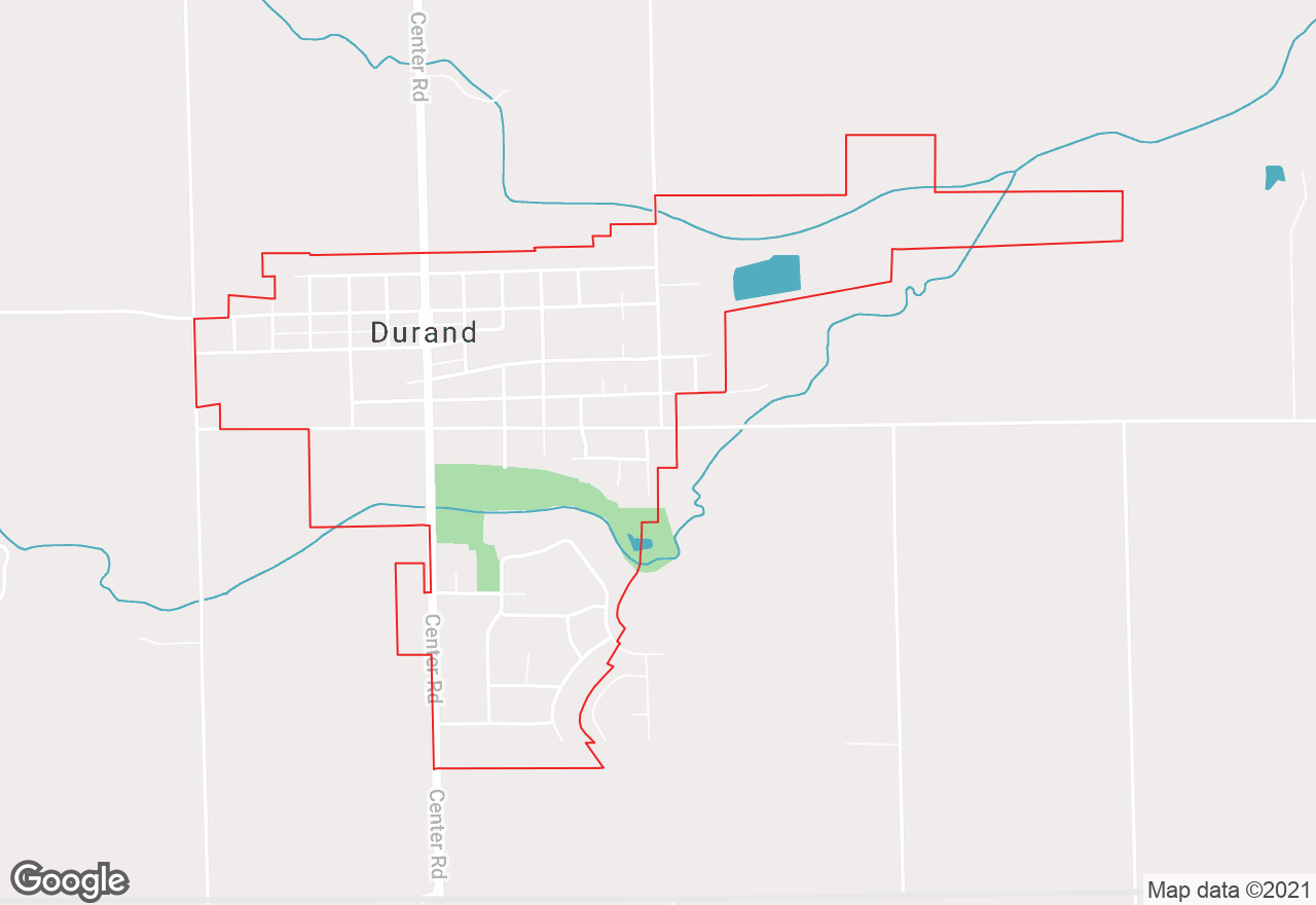 Durand map
