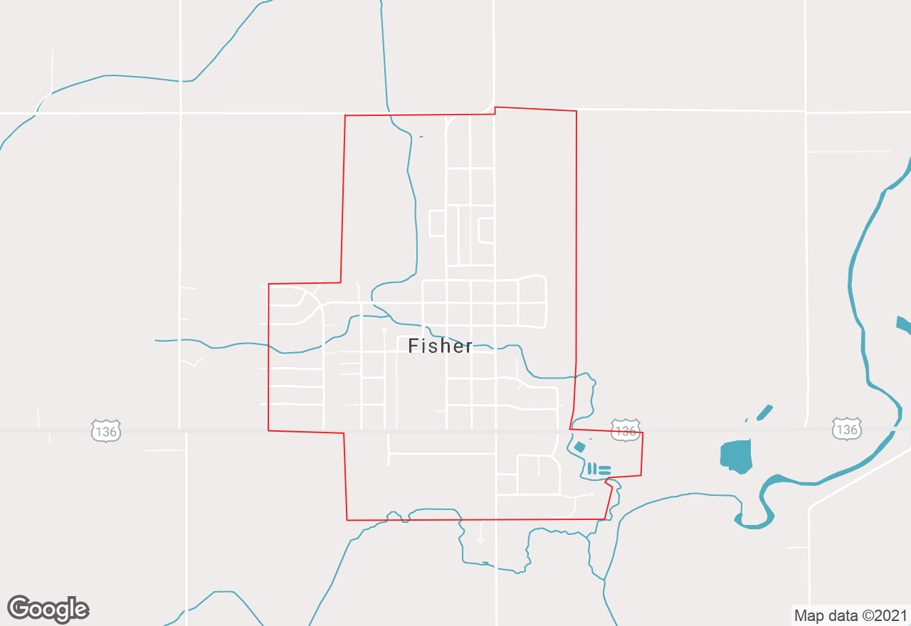 Fisher map