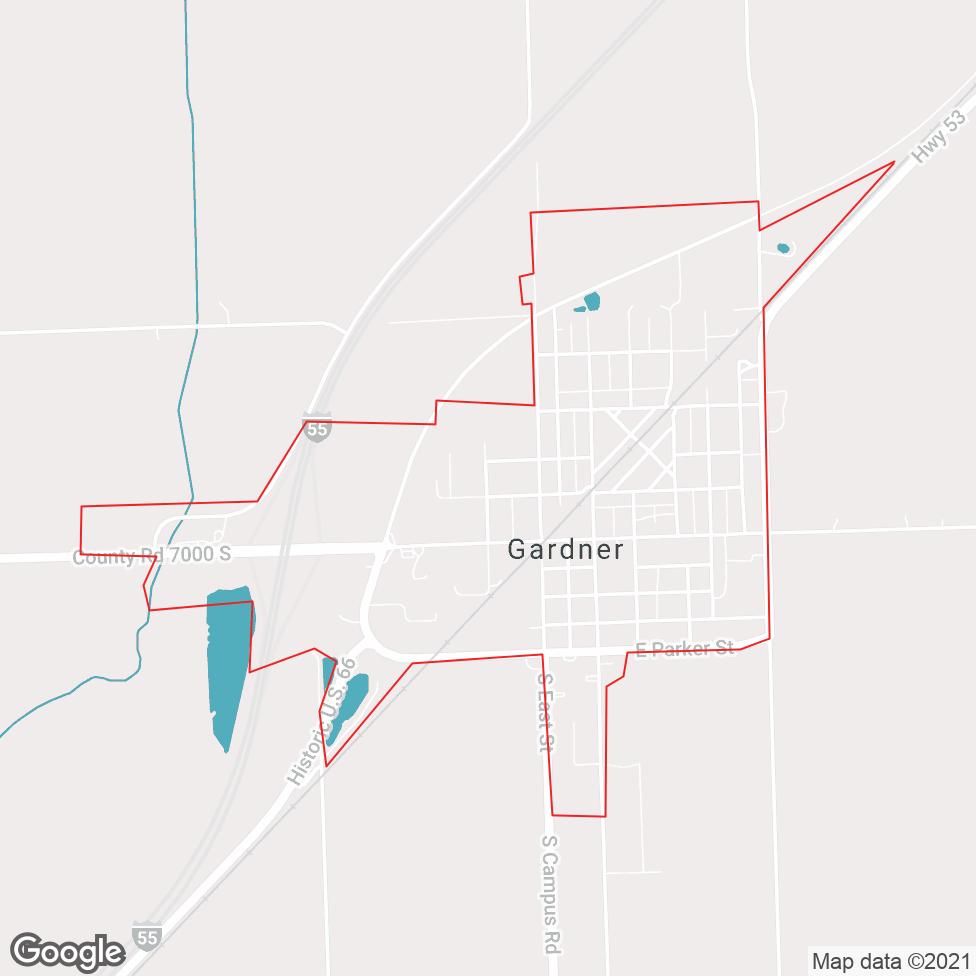 Gardner map