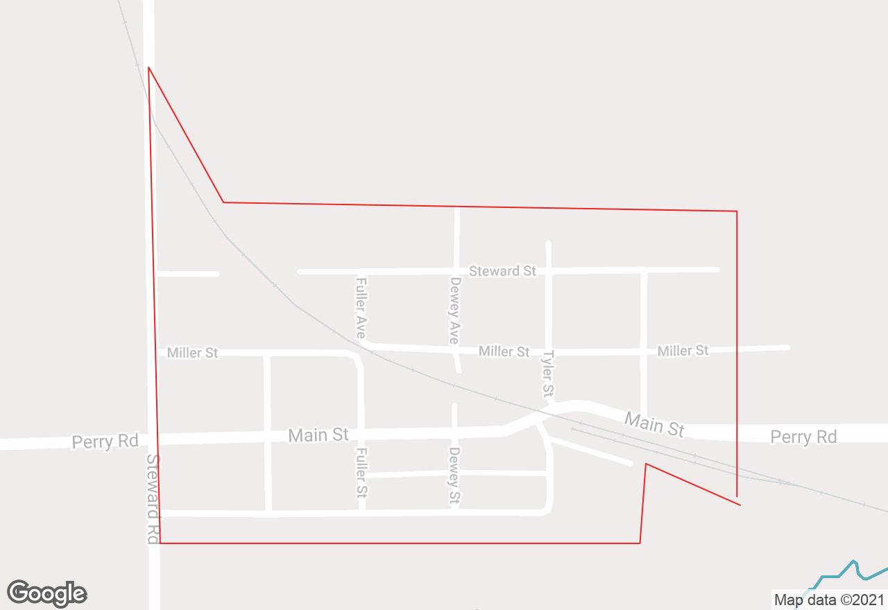 Steward map