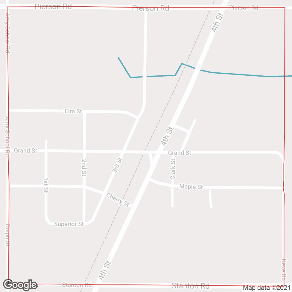 Pierson map