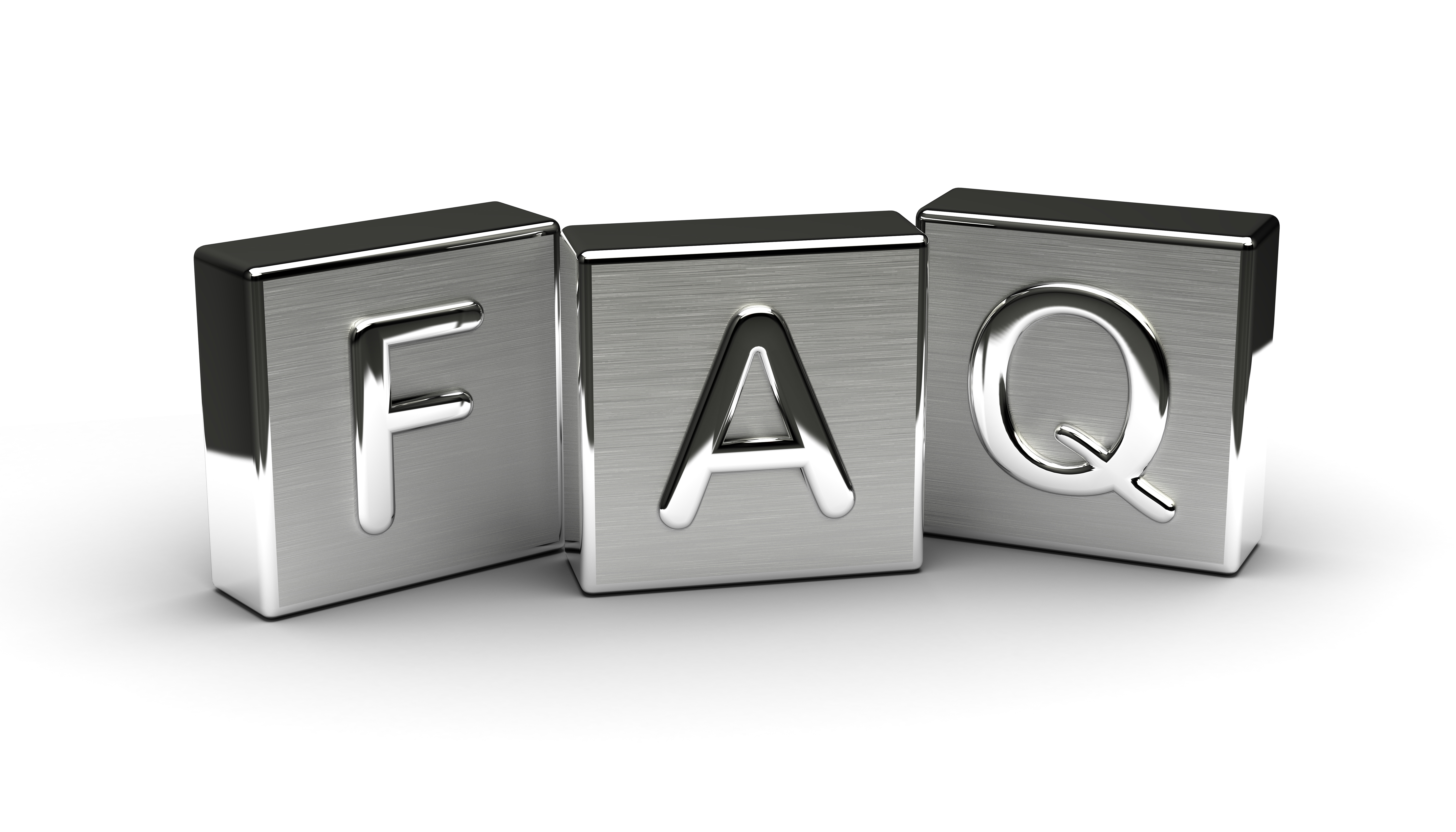 Real Estate Frequently asked questions